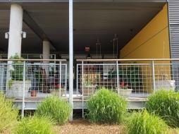 The patio/breezeway