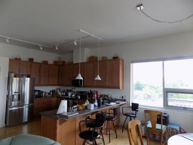 Tall ceilings in personal units