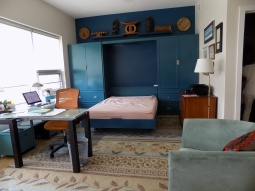 Awesome Murphy Bed