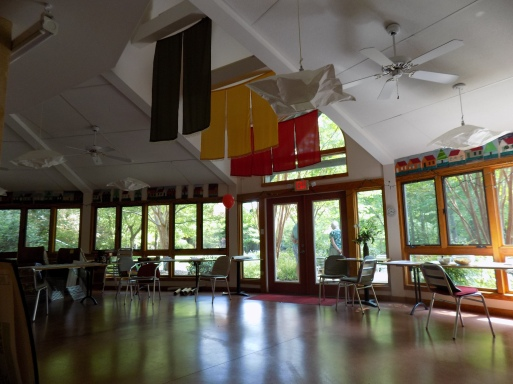 Common House Dining Room