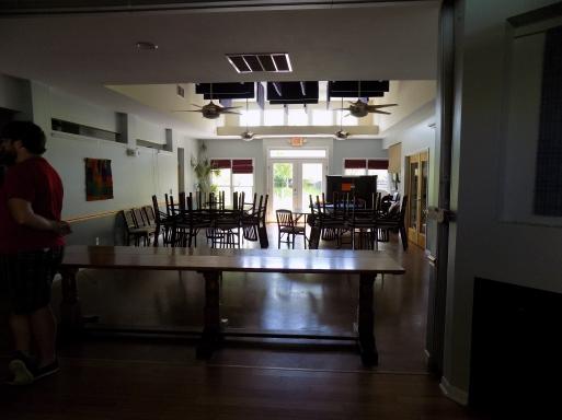 Dining/Entertaining Area